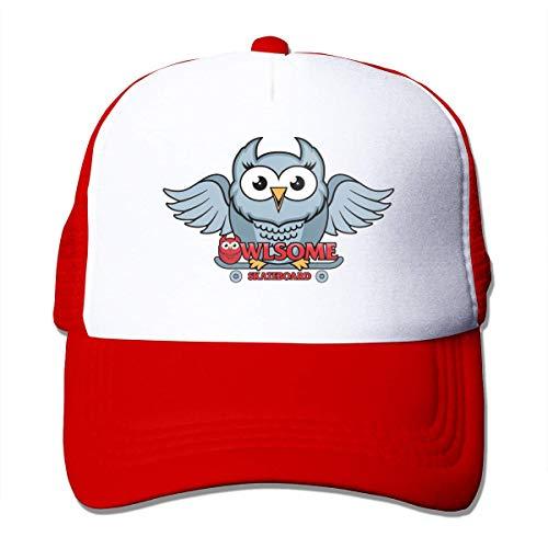 Taco Kostüm Mann - angwenkuanku Erwachsene Unisex I Love Tacos Feste Baseballmützen Mesh Trucker Hat für Männer und Frauen verstellbare Strapback DCHFFJJG10547