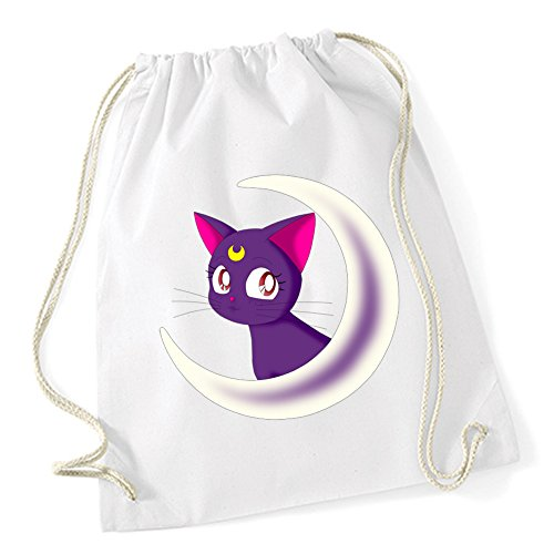 Sailor Kitty Gym White Certified Freak