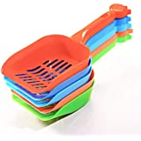 Cat Litter Shovel Plastic Scoop Pet Cleanning Tool Cat Sand Cleaning Products Toilet For Dog Cat Clean Feces Supplies