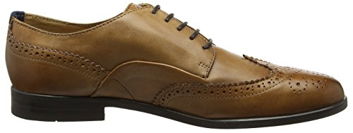 Hudson London Indus, Francesine Uomo Marrone (Tan)
