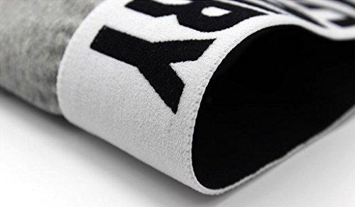 Una varietà di colori biancheria intima 3 pullover di cotone da ragazzi ( Colore : #2 , dimensioni : M (Waist: 25-27) ) #6