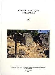 Anatolia Antiqua : Eski Anadolu Tome 21