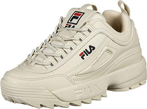 Fila Disruptor Low W Schuhe Antique White Beige Damen Schuhe