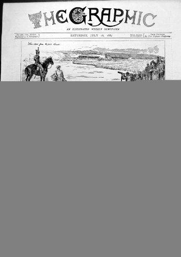 Zusammenfassung Vor Königin Aldershot, das Hinter Eisen-Herzog 1887 Grenzt
