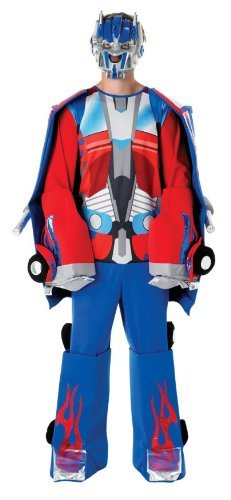 Rubie 's offiziellen Transformers Dark of the Moon verwandelt Optimus Prime Fancy Kleid – Standard