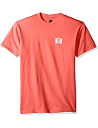 DC Apparel Men's Stage Box Short Sleeve
