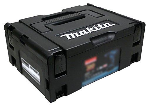 Makita Makpac Gr. 2 Transportbox und Werkzeugkiste --- schwarz ---