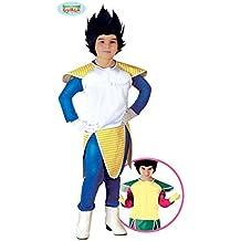 Guirca 82652 - Samurai Espacial Infantil Talla 10-12 Años