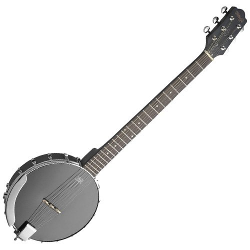 Stagg 25021255 BJW Open Back Banjo (6 Strings)