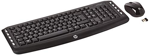 Hp Wireless Multimedia Keyboard & Mouse (Wireless Combo)