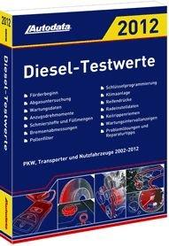 Autodata Diesel Testwerte 2012