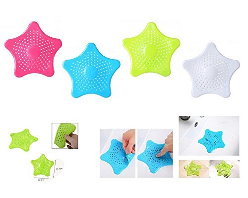superwinger-14pcs-colorful-drain-hair-catcher-strong-suction-bath-stopper-strainer-filter-shower-cov