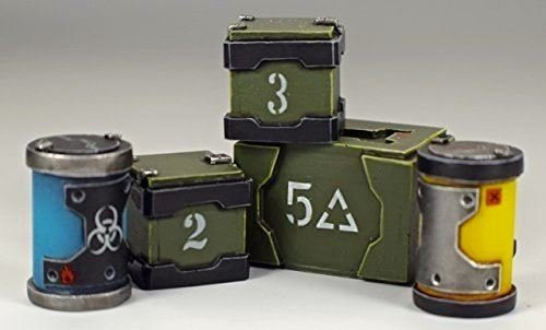 war-world-gaming-sci-fi-barrels-and-crates-28mm-r27