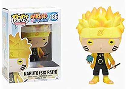 FunkoPop Naruto Six Patch Colección Naruto Ship...