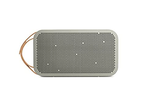 B&O PLAY by Bang & Olufsen A2 Enceinte Portable Rechargeable Sans Fil Bluetooth - Gris