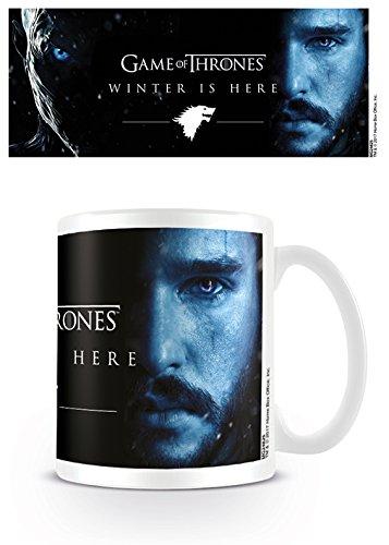 PyramTaza De Juego De Tronos - Modelo Jon Snow