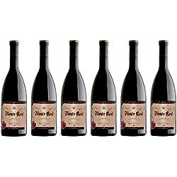 MONTE REAL - Vino tinto Gran Reserva D.O. La Rioja, 6 botellas, añada actual