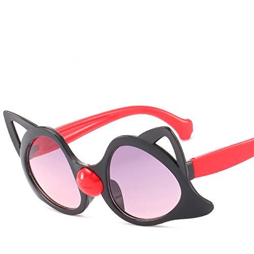 Battnot☀  Sonnenbrille für Kinder, Billig Unisex Vintage Unregelmäßige Sonnenbrillen Fashion Strahlenschutz Mode Brillen Jungen Mädchen Retro Weinlese Sunglasses Super Coole Travel Eyewear