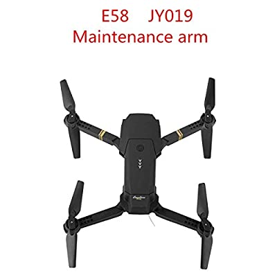 Zehui LLpop RC Quadcopter Spare Parts E58 JY019 Axis Arms with Motor & Propeller for FPV Drone Frame Parts Replacement