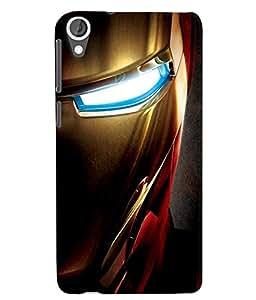 Citydreamz Ironman\Superhero Hard Polycarbonate Designer Back Case Cover For HTC Desire 630/HTC Desire 630 Dual Sim