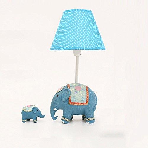 DGEG Lámpara de Mesa Creativa de Dibujos Animados LED Ajustable luz cálida...
