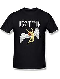 Global hombre LED ZEPPELIN Zoso Logo Camiseta