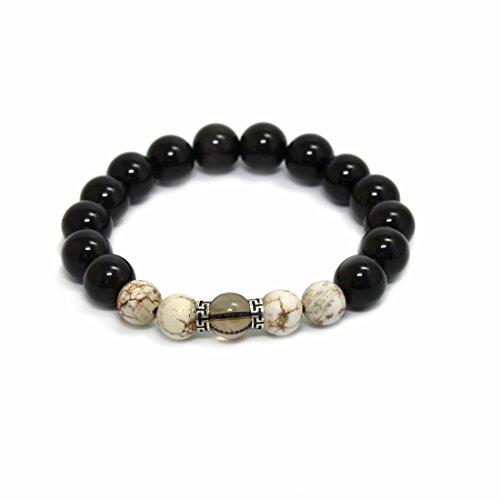 colorfey-hommes-de-veritable-noir-obsidienne-bracelet-perles-10-mm-pierres-naturelles-pierres-semi-p