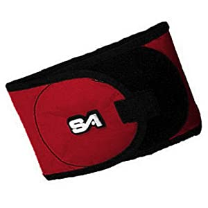 Brassard Velcro Rouge Fluorescent Sigle Sport Attitude A708302 Equipe Joueur Adversiare Airsoft
