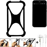 K-S-Trade Mobile Phone Bumper for Cyrus CS 28 Silicone