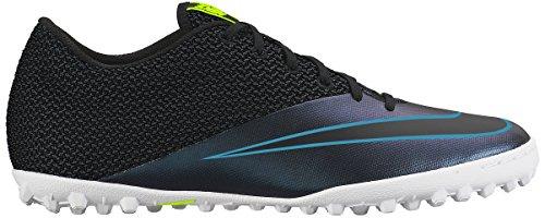 Nike Mercurialx PRO TF, Scarpe da Calcio Uomo, Multicolore (Azul / Negro / Amarillo (Squadron Blue/Volt-Black)), 44 EU