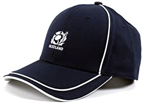 2013-14 Scotland Macron Baseball Cap (Navy)