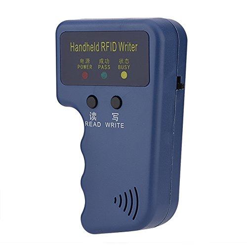 Mavis Laven 125KHz tragbarer Handheld-RFID-Ausweiskopierer, Lese- / Schreib- / Kopiergerät