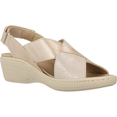 PINOSOS Lacci scarpe per donna, colore Beige, marca, modello Lacci Scarpe Per Donna TRASE TX M Beige Beige