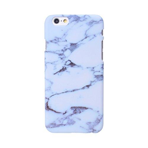 """iPhone 7 Coque , YIGA Motif Marbre Naturel Jaunâtre PC Plastique Dur Hard Bumper Case Cover Housse Etui pour Apple iPhone 7 4.7"""" A-6G-PC-HD9"""