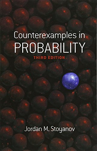 Counterexamples in Probability: Third Edition (Dover Books on Mathematics)