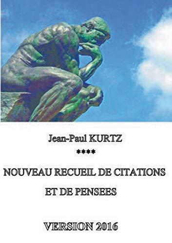 Nouveau recueil de citations et de pensées