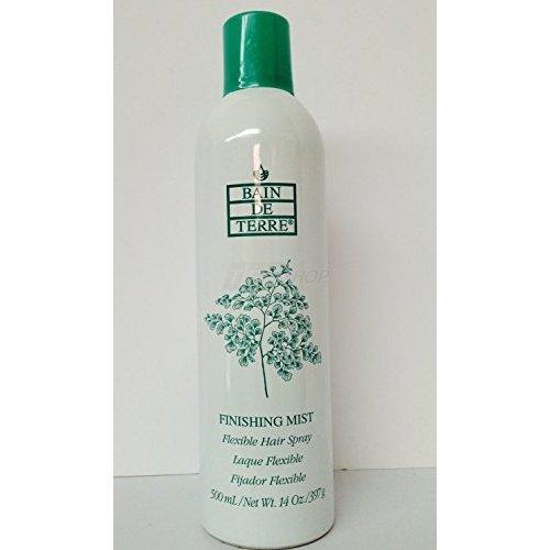 Bain De Terre Finishing Mist Flexible Hair Spray 500ml -