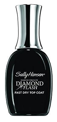 Sally Hansen Diamond Flash Fast Dry Top Coat, 13.3 ml