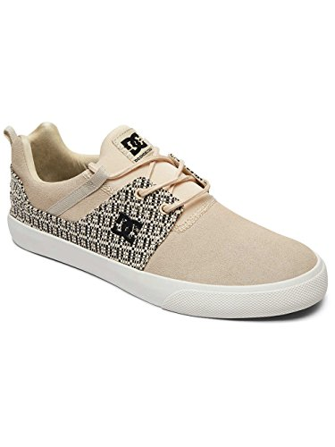 DC Shoes Heathrow Vulc le - Baskets Pour Homme ADYS300464 Marron - Sand