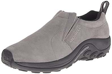 Merrell Jungle Moc Suede Classic Shoes in Castle Rock Grey J71447 [UK 7 EU 41]
