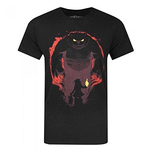 League of Legends - Camiseta Modelo Have You Seen My Tibbers para Hombre (XL/Negro)