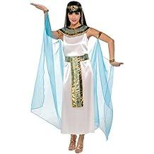 Déguisement adulte Femme Reine Cléopâtre taille 8-10 (UK); Small (France)