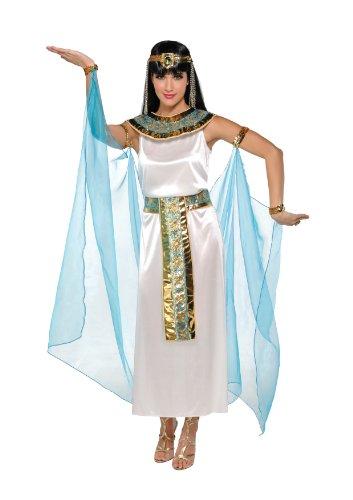 Ägypterin Kostüm Königin Cleopatra Ägypten Frauenkostüm (Kostüme Cleopatra White)