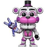 Sister Location - Figura de vinilo Funtime Freddy (Funko 13730)