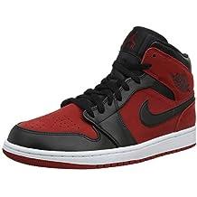 reputable site e6796 569a3 Nike Air Jordan 1 Mid Scarpe da Basket Uomo