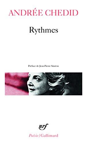 Rythmes par Andrée Chedid