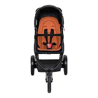Phil&teds Dash V6 2019+ - Silla de paseo con asiento