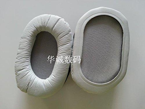 Meijunter 1 Pair Ersatz Light Grey Ohrpolster Ohr Polster Cushions Part für...