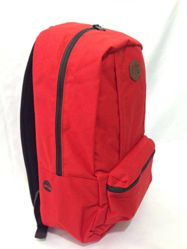 TIMBERLAND BRIDGTON 20-LITER WATER-RESISTANT BACKPACK RED RUCKSACK BAG