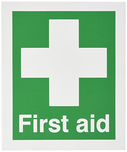 SIGN FIRST AID 150X110MM S/A